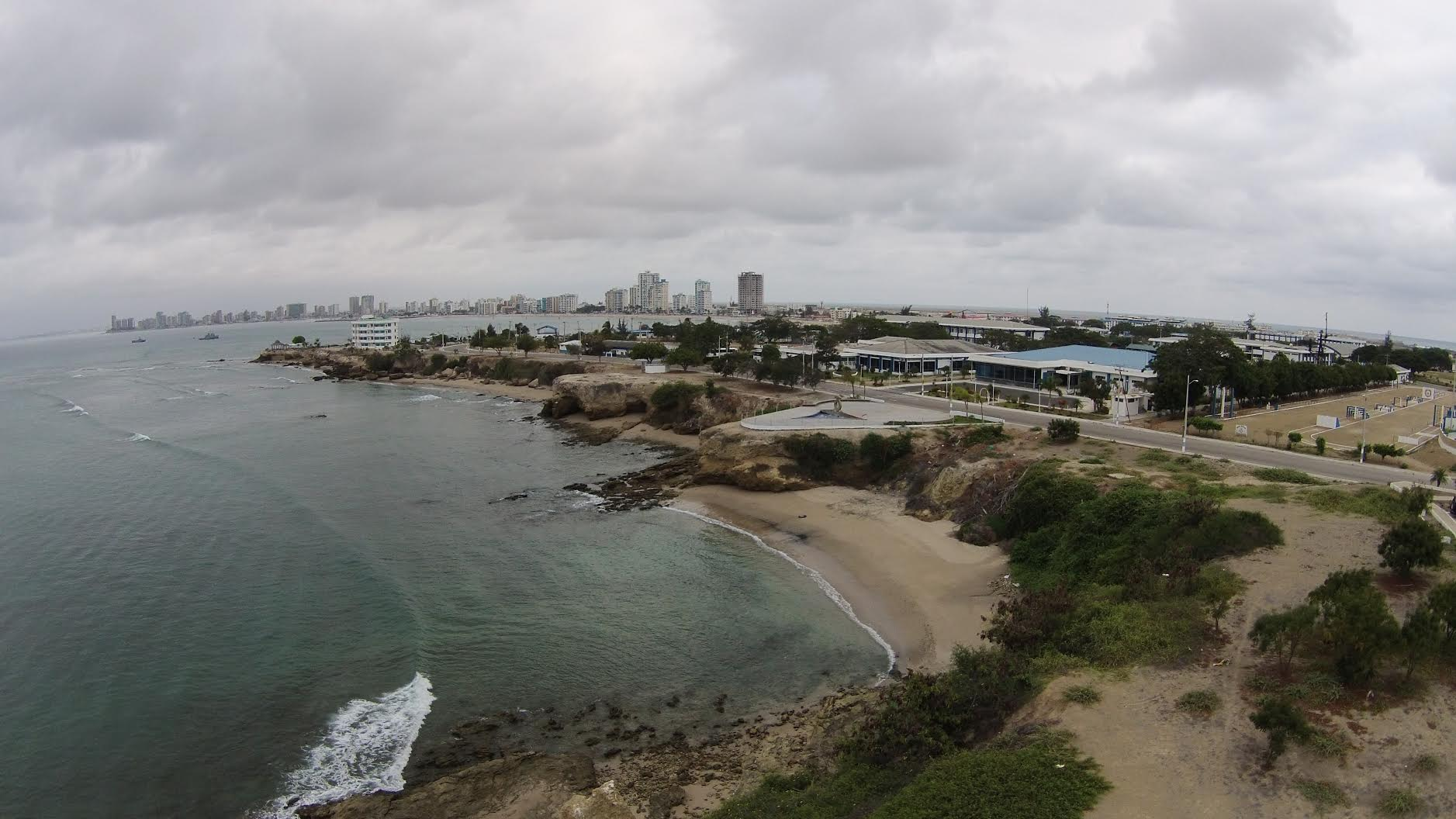 Foto: Puerto Lucia Yacht Club, Santa Elena